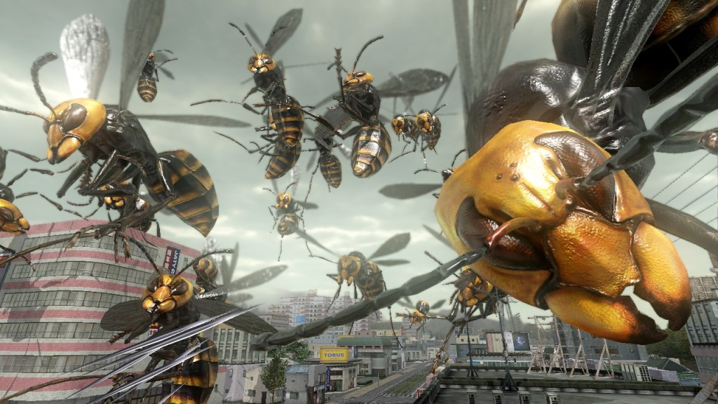 Recensione \u2013 Earth Defense Force 2025 - GamesVillage it