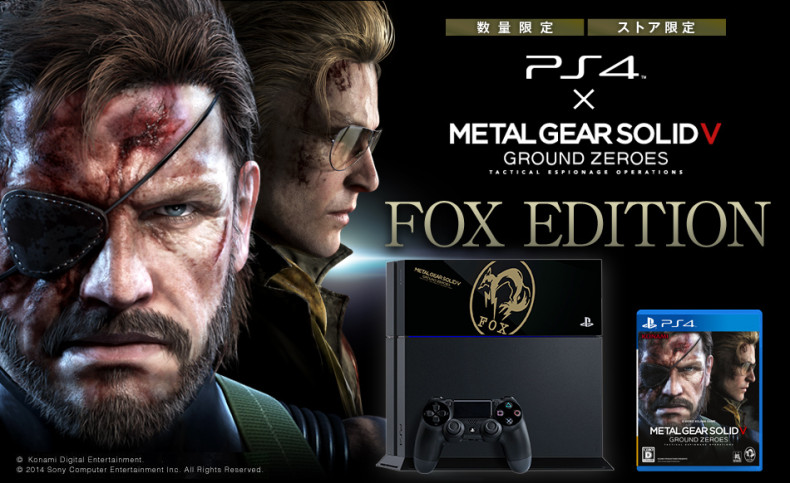 metal gear solid 5 ground zeroes ps4 news