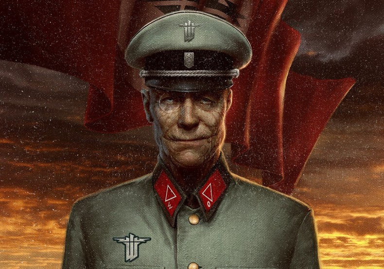 wolfenstein new order art generale
