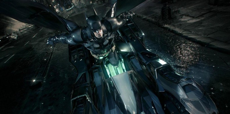 Batman Arkham Knight news