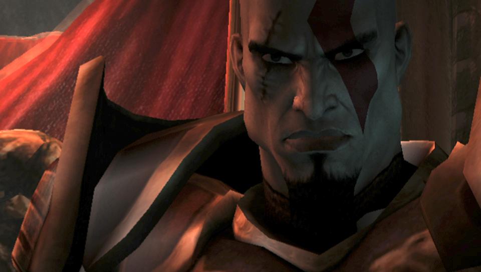 Passano gli anni, ma Kratos rimane sempre un bell'uomo. E provate a dire il contrario, se avete il coraggio.