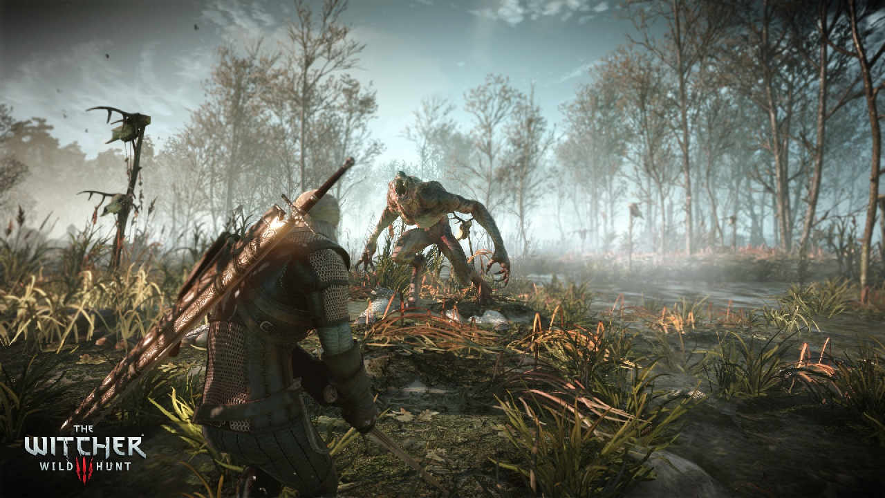 The Witcher 3 ante 09