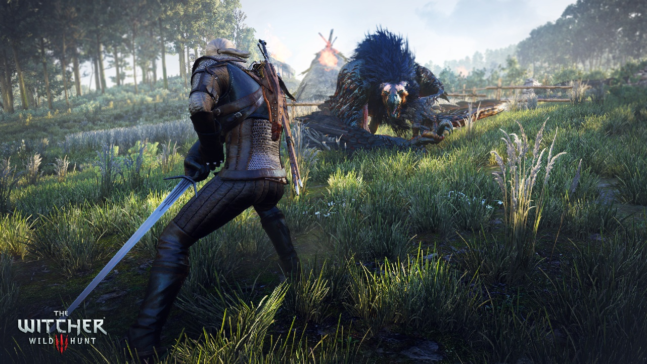 The Witcher 3 ante 13