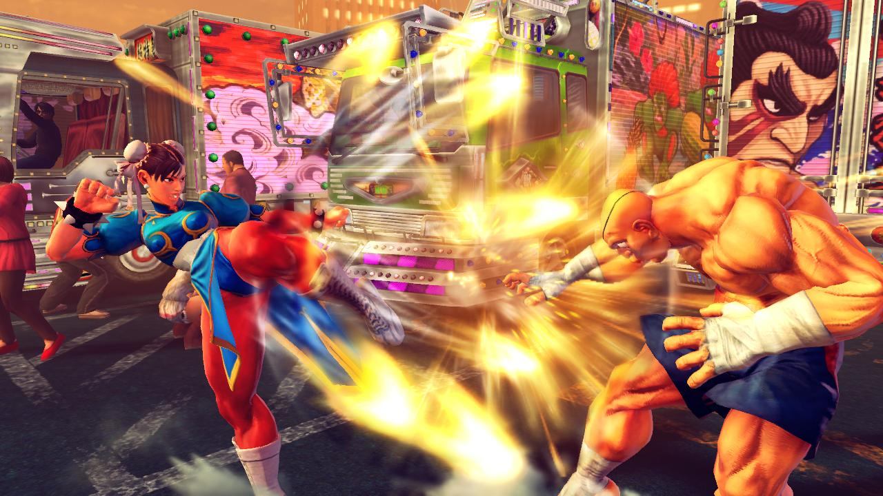 ultra street fighter 4 Review Screens - 01 (11)