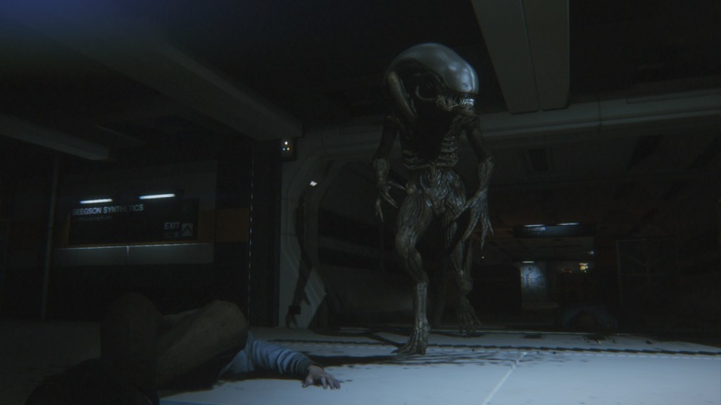 Alien Isolation preview 14