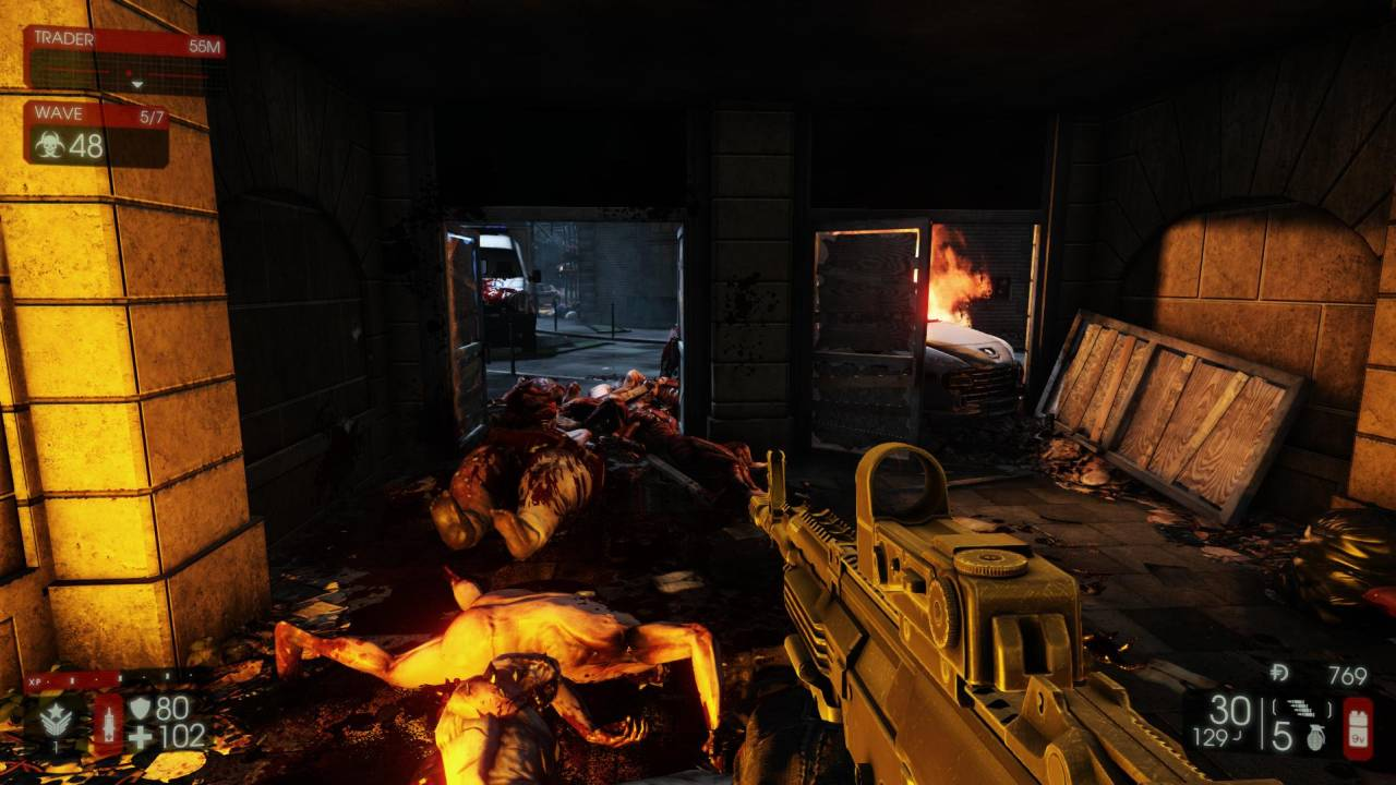Killing floor 2 porta sangue viscere e gore su xbox one for Killing floor xbox one