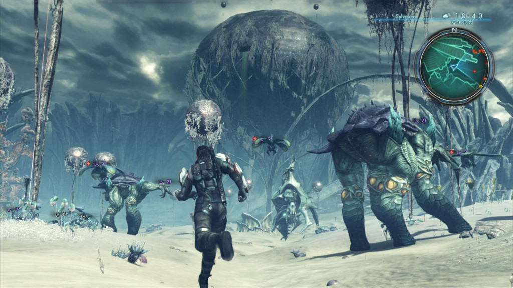 XENOBLADE CHRONICLES X - RECENSIONE