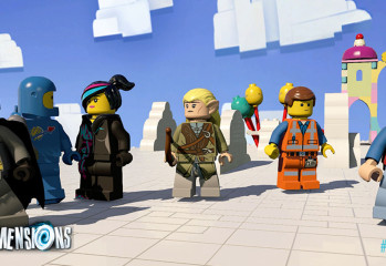 LEGO Dimensions Photo News