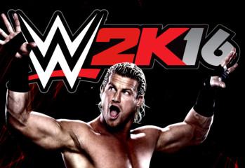 WWE 2K16 Logo News