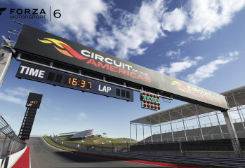 Forza Motorsport 6 Circuit of the Americas Photomode News