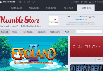 Humble Store news 1
