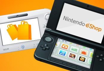 Nintendo eShop Wii u 3ds