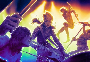 Mad Catz Rock Band 4 Harmonix Rock Band Rivals