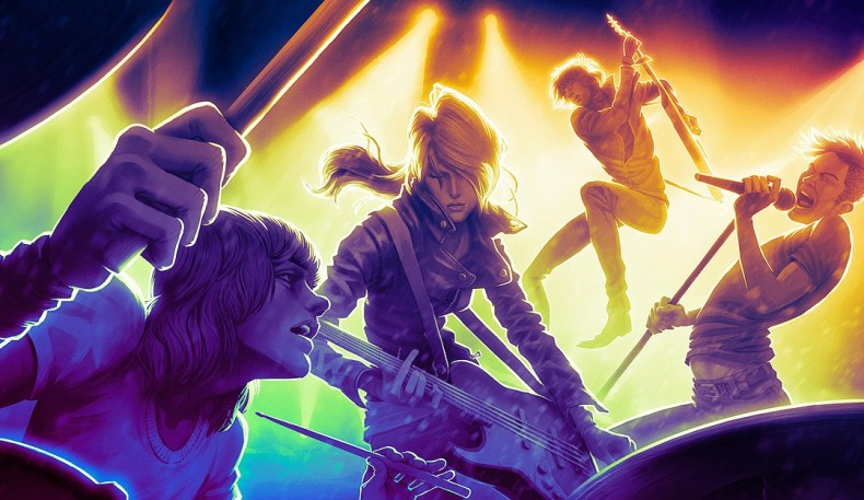 ROCK BAND 4 DLC GRATUITO