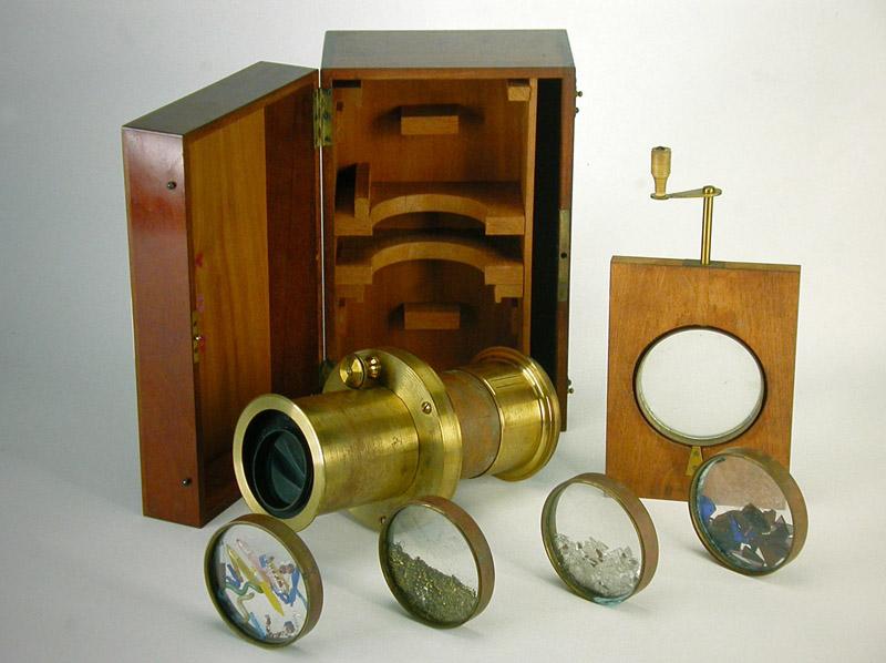 Realt virtuale una chimera inseguita per 200 anni - Stereoscopio a specchi ...