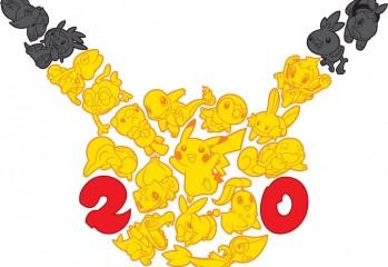 logo pokémon ventennale