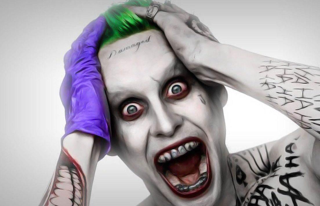 Favoloso Suicide Squad: ecco il perché dei tatuaggi bizzarri del Joker  UE84
