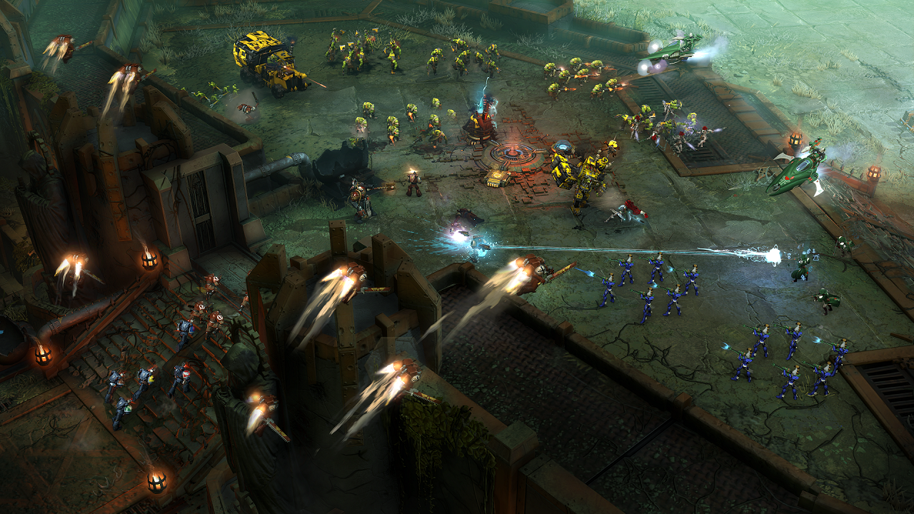 Warhammer 40000: Dawn of War III, nuovo video dedicato al multiplayer