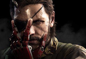 Metal Gear Solid V Art