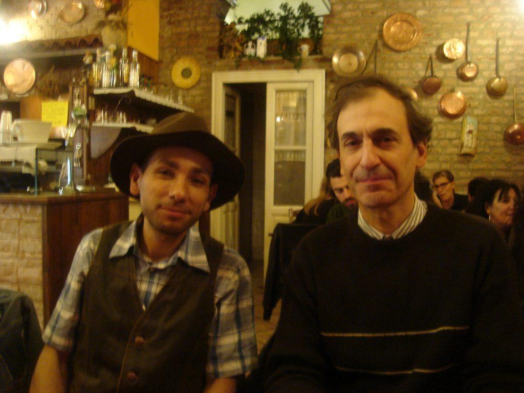 Con Maurizio - IUR - Miccoli (lui è leggenda)
