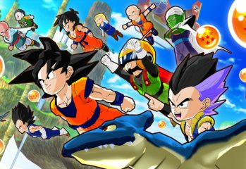 Dragon Ball Fusions,