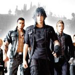 Final Fantasy XV universe action figure