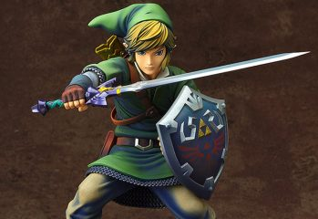 Zelda Skyward Sword Link