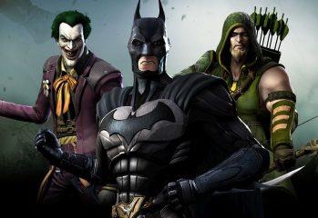 Injustice 2,