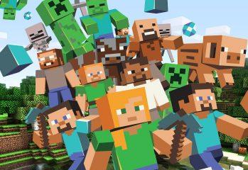 Minecraft,
