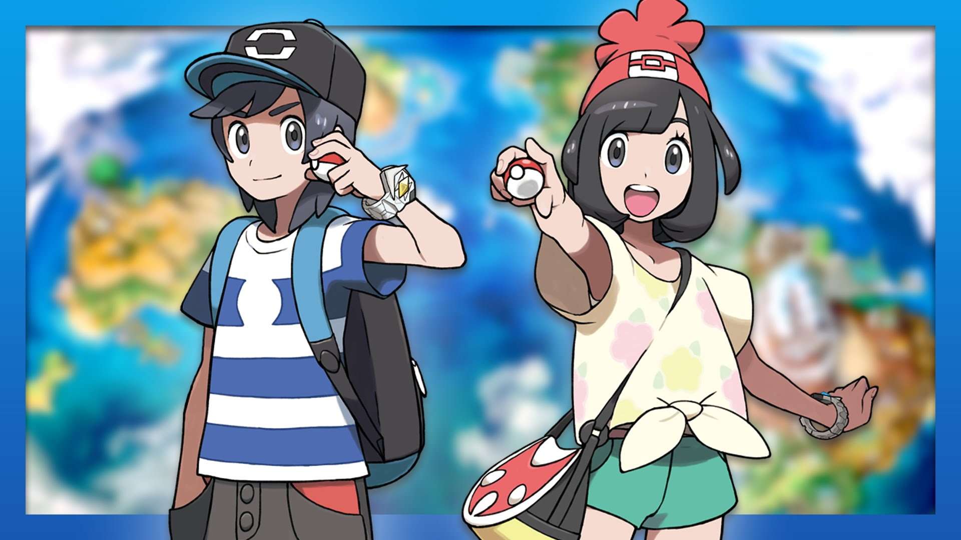 Pokémon Sole e Luna New Nintendo