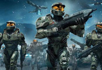 Halo Wars 2, blur