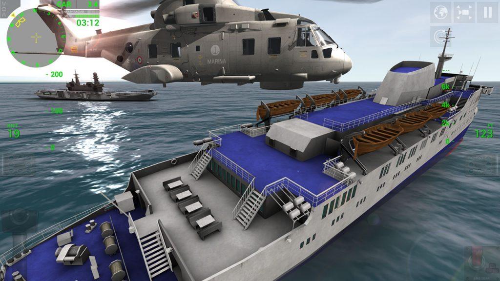 Marina Militare Italiana Navy Simulator