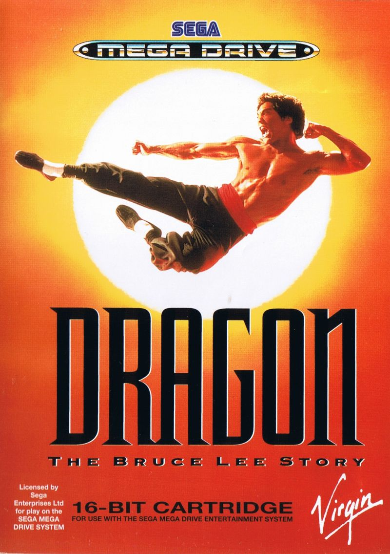 dragon bruce lee story cast