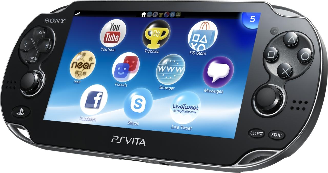 PS Vita: emerge un nuovo brevetto?