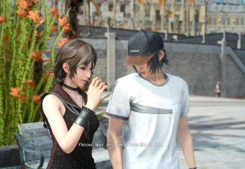 final fantasy xv video anteprima