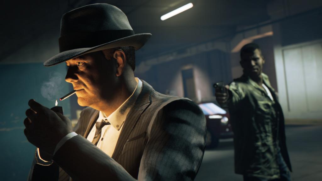 Mafia III Thomas Burke