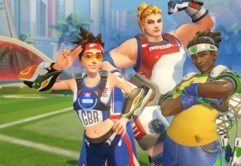 Overwatch Rio 2016