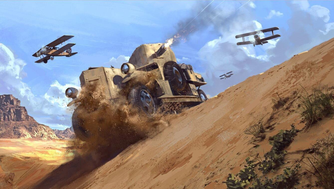 Battlefield 1 sta simulando
