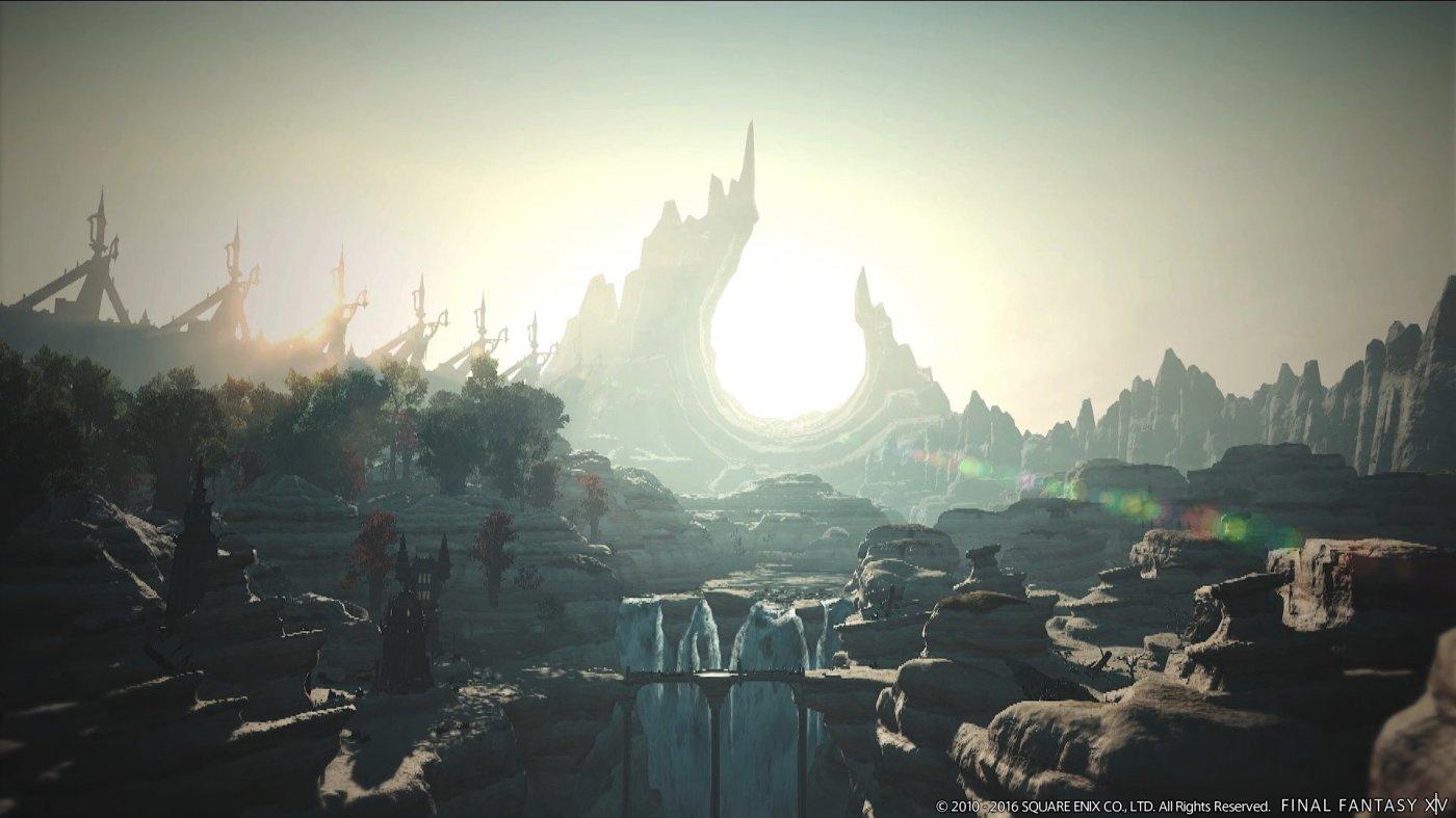 Final Fantasy XIV: in arrivo la patch per PS4 Pro