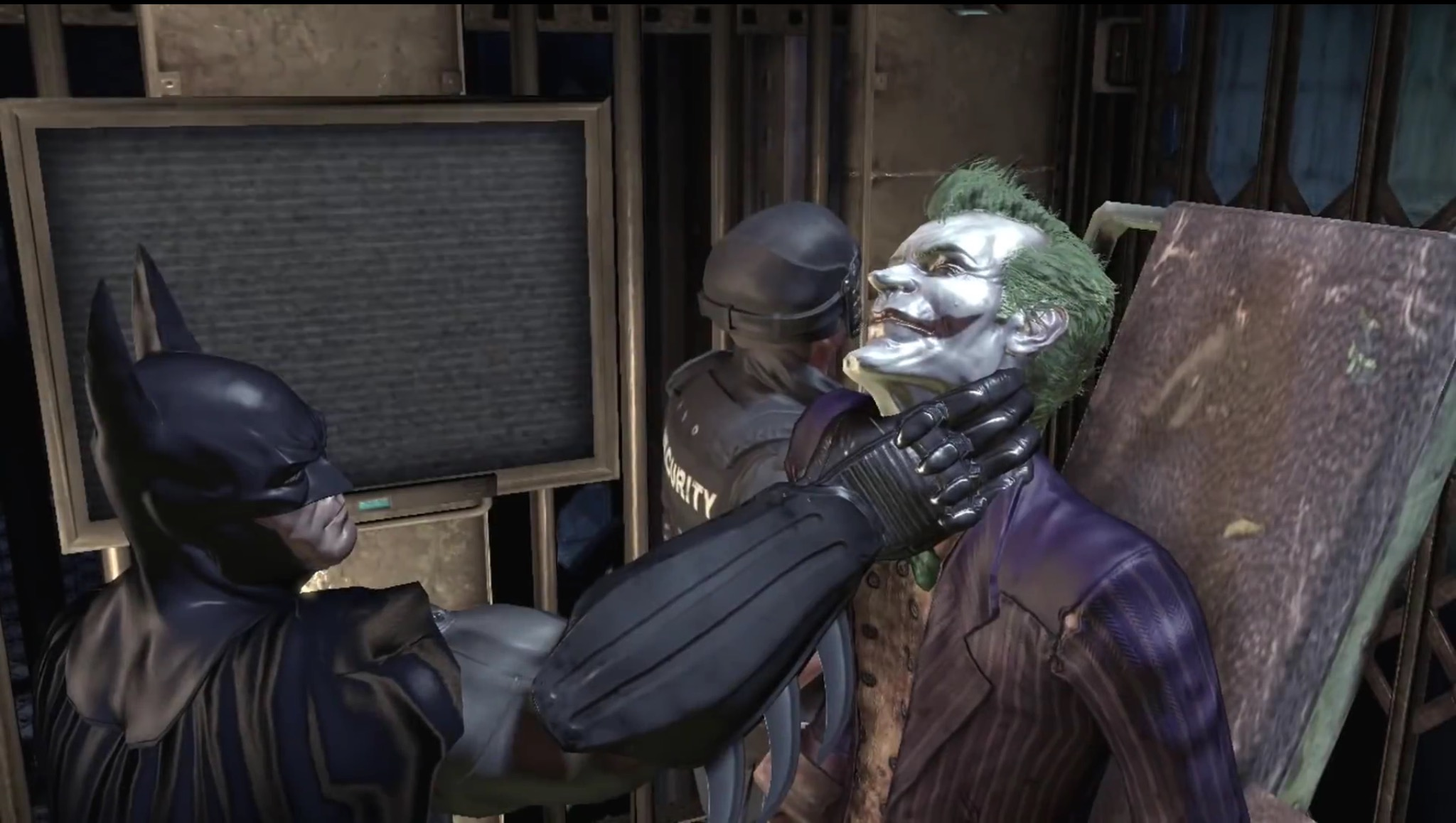 Batman Return to Arkham: Trailer di lancio