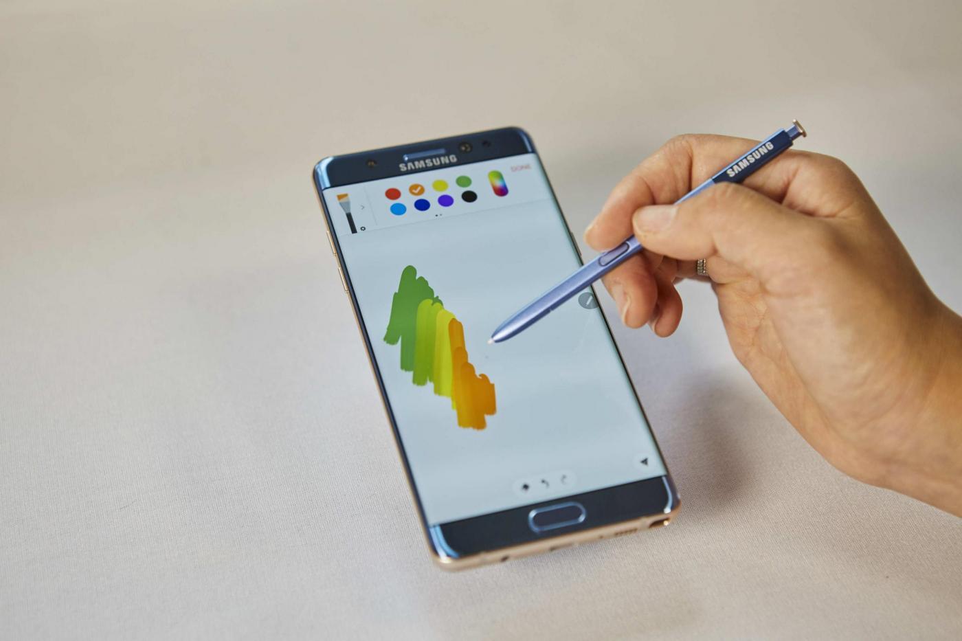 Emergono nuovi dettagli sulla CPU del Galaxy S8 — Samsung