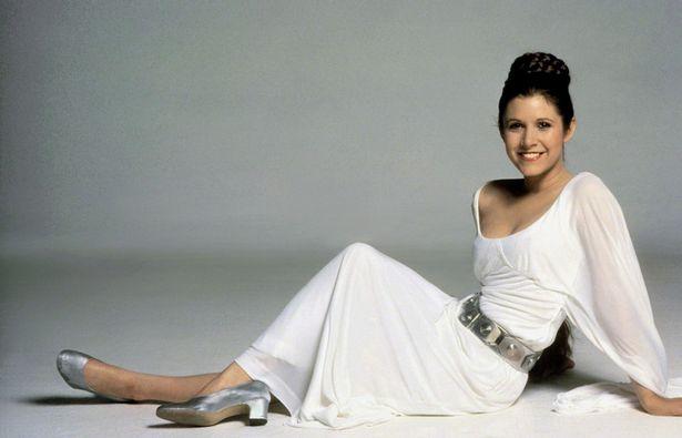 Carrie Fisher in ospedale: i messaggi dei colleghi di Star Wars
