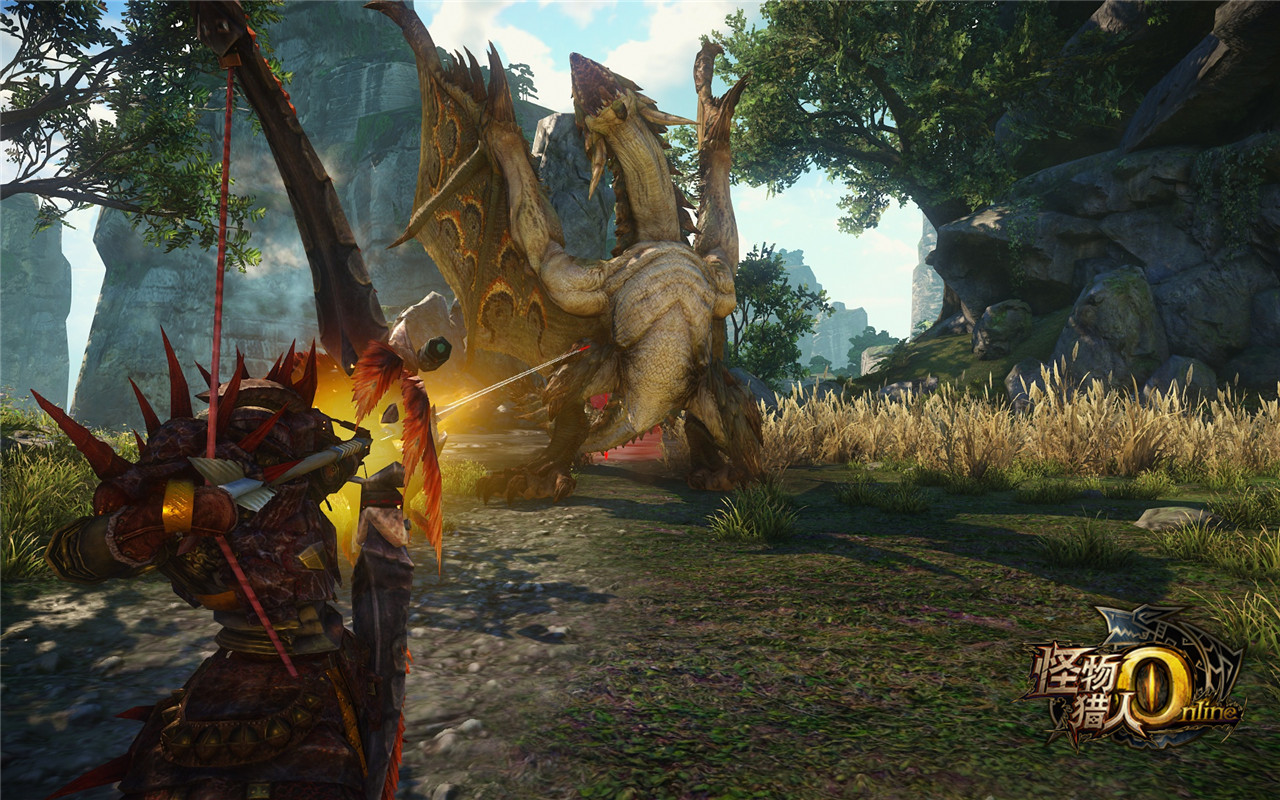 Monster hunter online release date 2017