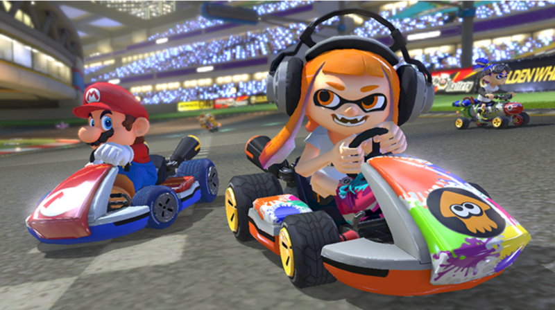 Mario Kart 8 Deluxe analizzato da Digital Foundry