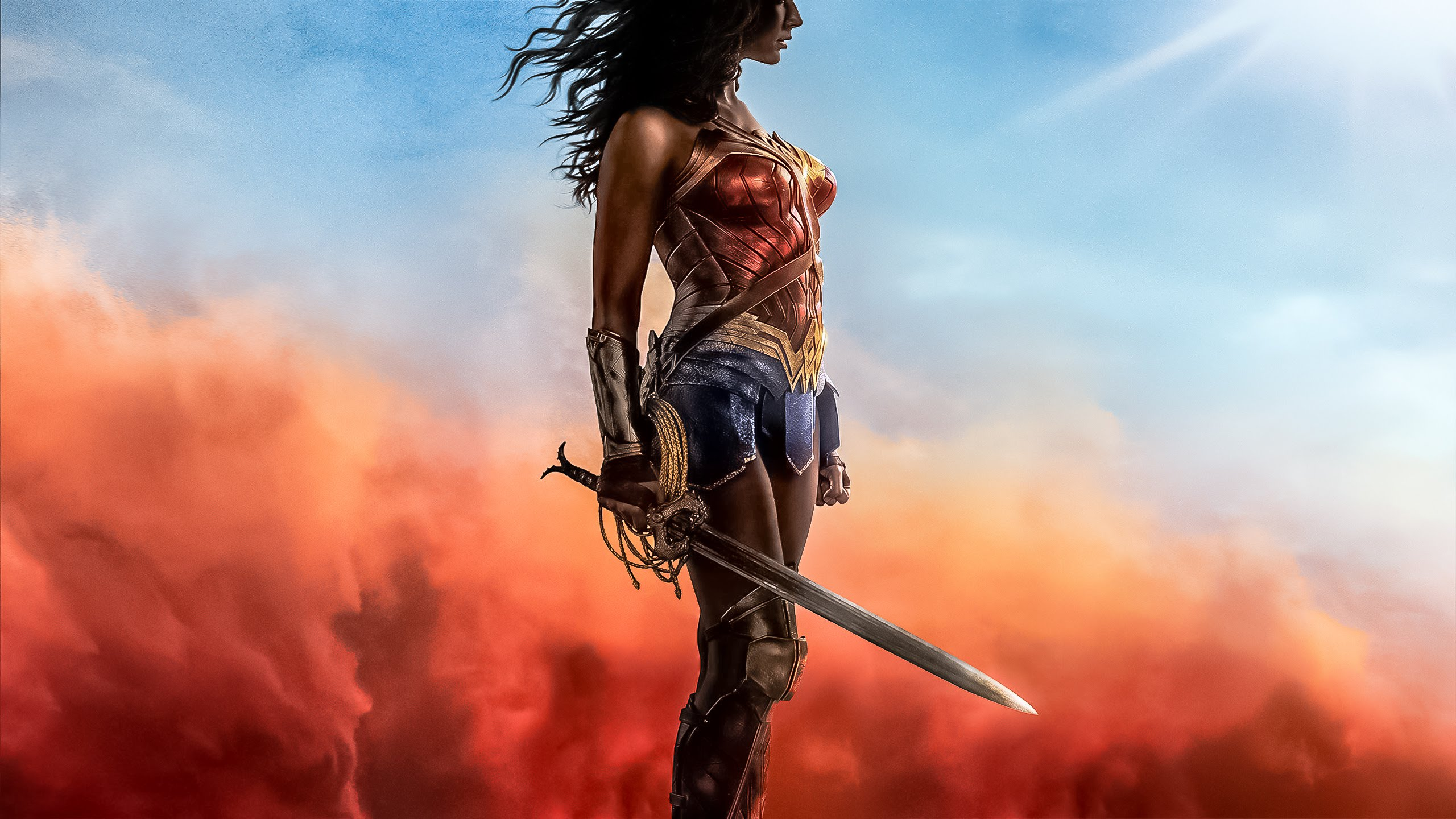 Wallpaper Wonder Woman Hd 4k 8k Movies 9526: Justice League: Zack Snyder Parla Del Futuro Di Wonder Woman