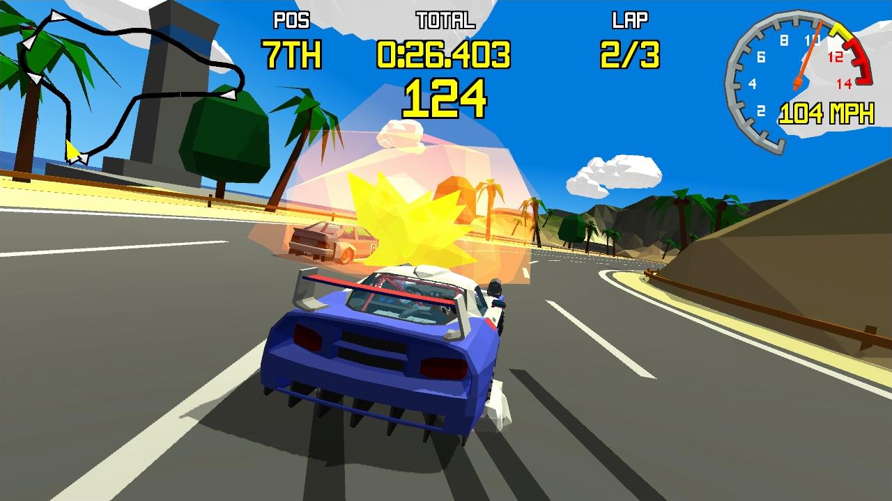 Racing Apex arriverà anche su Nintendo Switch