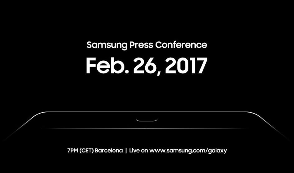 Samsung conferma: il 26 febbraio rivelerà nuovo dispositivo