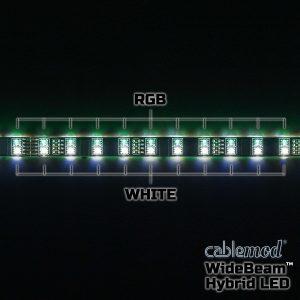 WideBeam Hybrid RGB/W