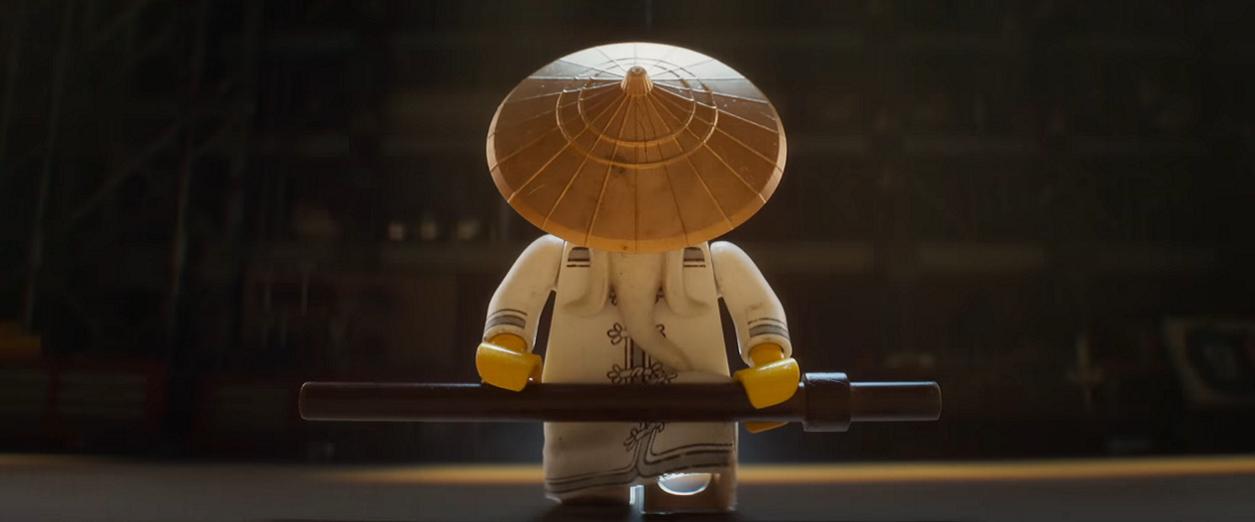 Lego ninjago il film pubblicato primo trailer in italiano
