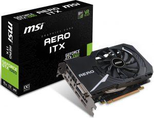 MSI, Aero ITX, GeForce GTX